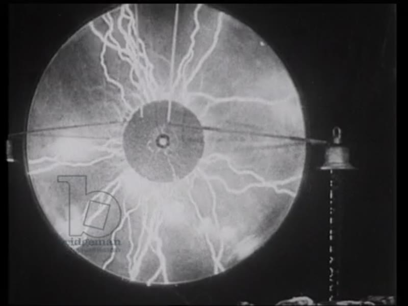 Franklin Delano Roosevelt; Harry S. Truman is sworn in as president of US, Albert Einstein, Julius Robert Oppenheimer, atomic experiment