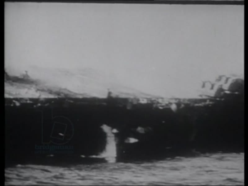 Bombing of the USS Franklin, March 1945