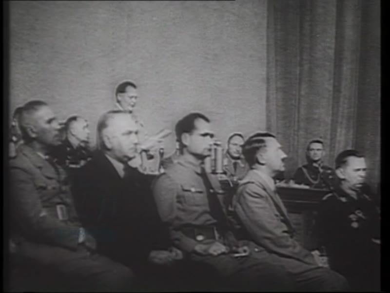 Hermann Goering anti-Semitic speech during conference, 1933