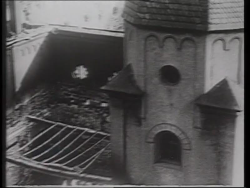 Kristallnacht in Germany, 1938