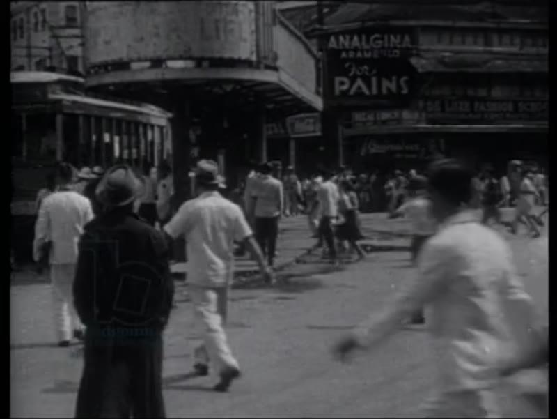 Bombing of Manila, 1941