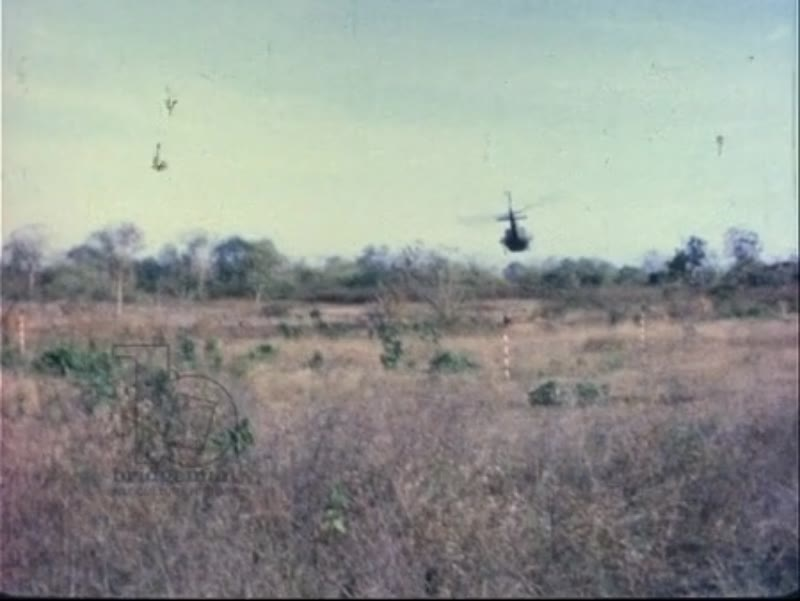 Australian and New Zealand armies in Phuoc Tuy Province, Vietnam, 1966-7
