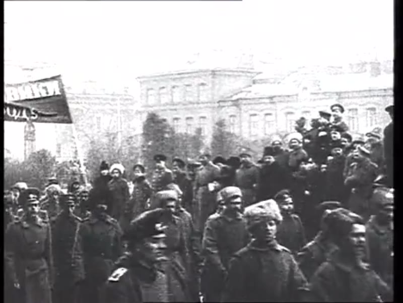 February Revolution in Petrograd, 1917