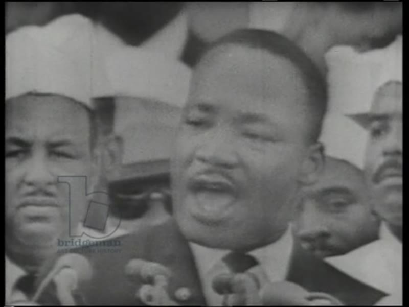 The first Martin Luther King Jr Day in US, January 21st 1986