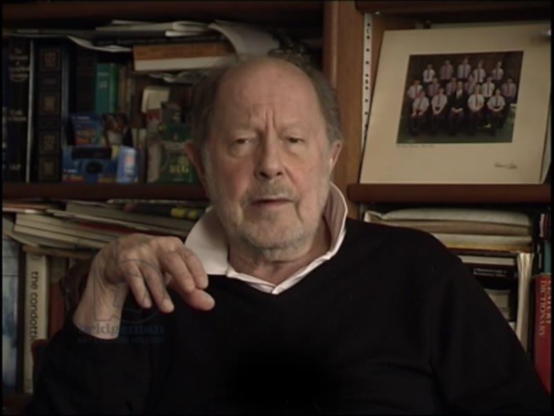 Nicolas Roeg discusses John Huston and the melancholic affair of filmmaking