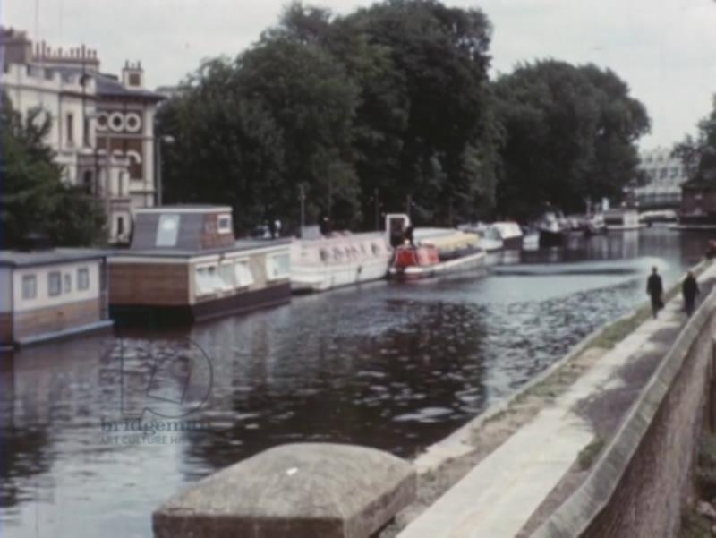 Somewhere Decent to Live 1967 part 6 - shots of modern council housing