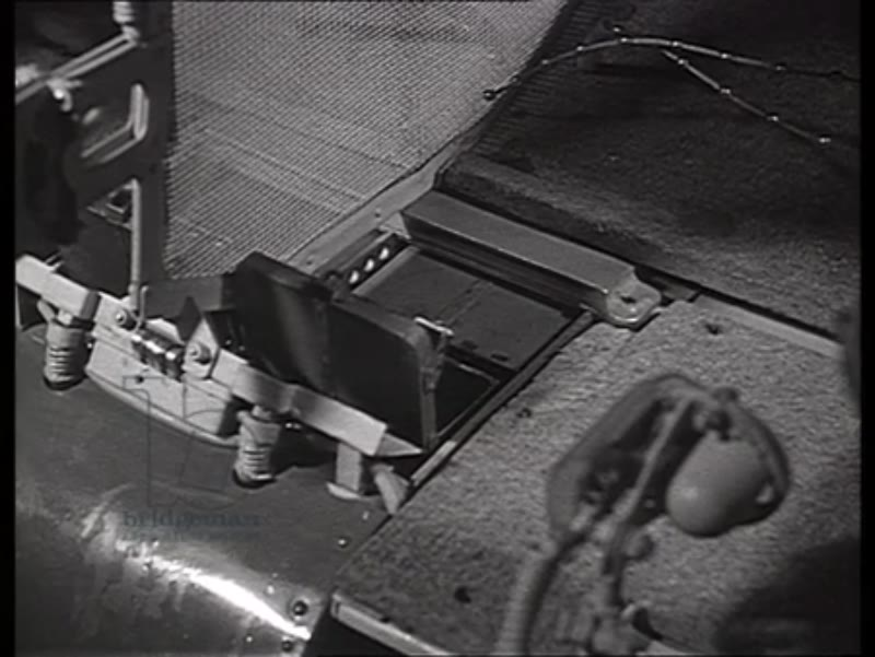Soviet space dogs Belka and Strelka go into space in the Vostok-1K No. 2 satellite, August 19th 1960. They return healthy and famous.
