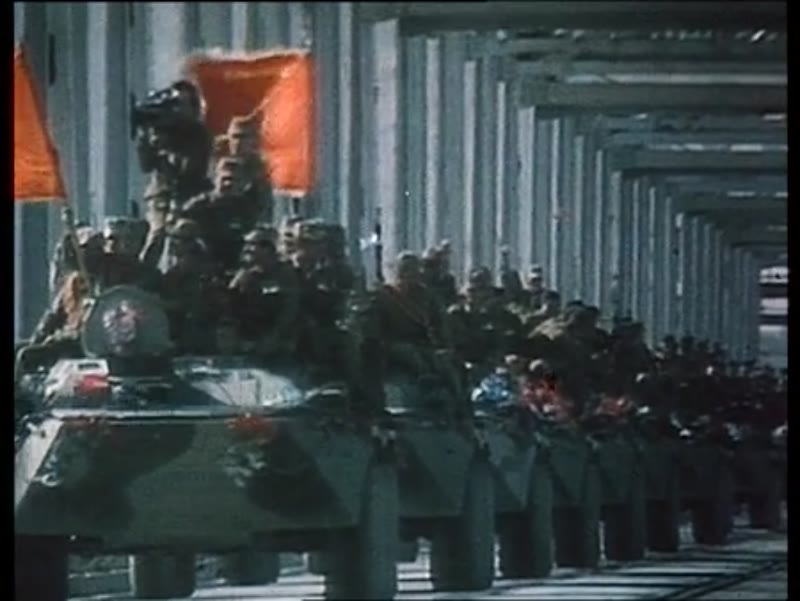 End of Soviet-Afghan War, Soviet army leaves Afghanistan, 1989