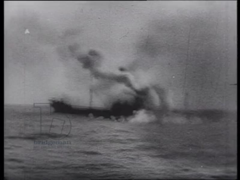The Dunkirk Evacuation May, 1940