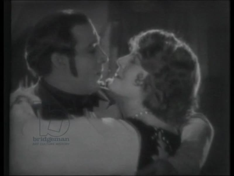 Will H. Hays appointed head of Hollywood censorship c.1921, movie kiss and fight scene