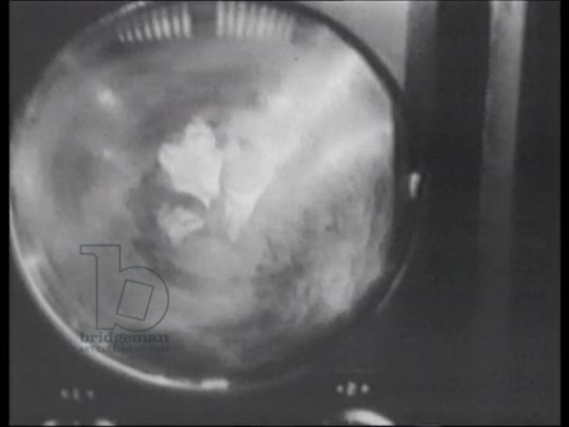 John Logie Baird invents the TV, Scotland, 1926