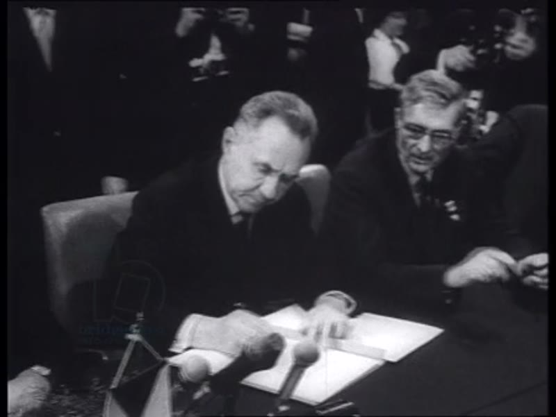 The Prague Spring: Signing of the Bratislava Declaration, 3 August 1968