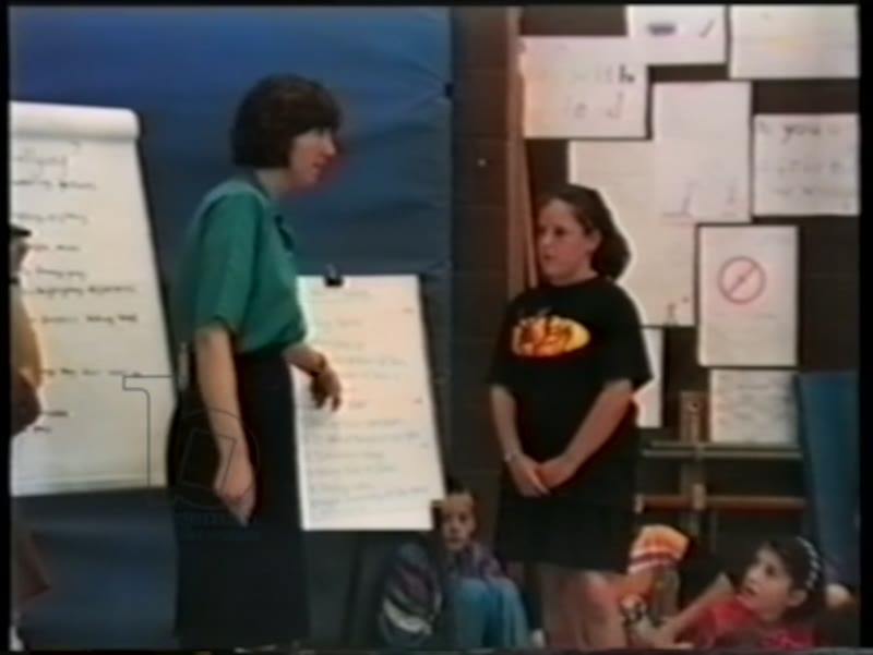 Creating a Telling School, Part 2, 1992