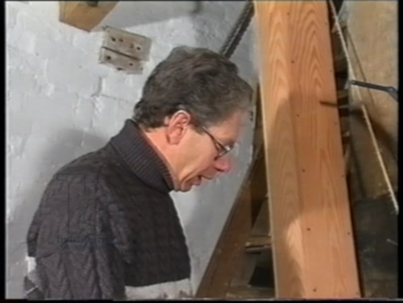Stock Tower Mill - The story of a windmill, Part 4, Demonstration, 1996, Essex