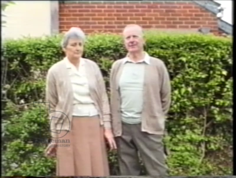Interview with Irene and Wilfred Baybridge, Chapel House, Foxearth, Essex, 27th May 1988