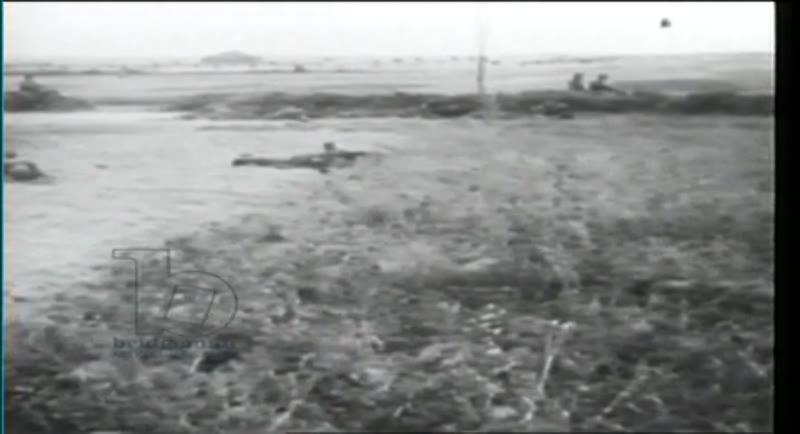 Fighting in Dunkirk, 1940