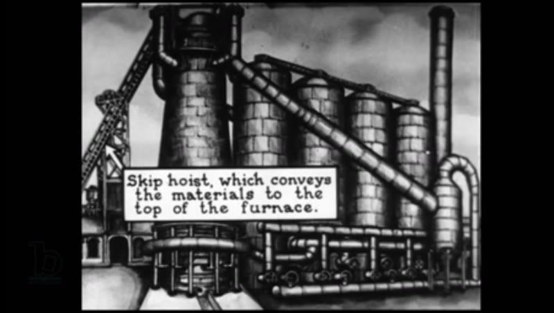 Iron Ore Extraction in the Mesabi Iron Range, Minnesota, USA, 1923-1932, clip 4