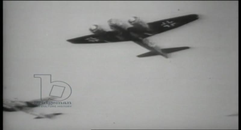 Goering and London Blitz, 1940