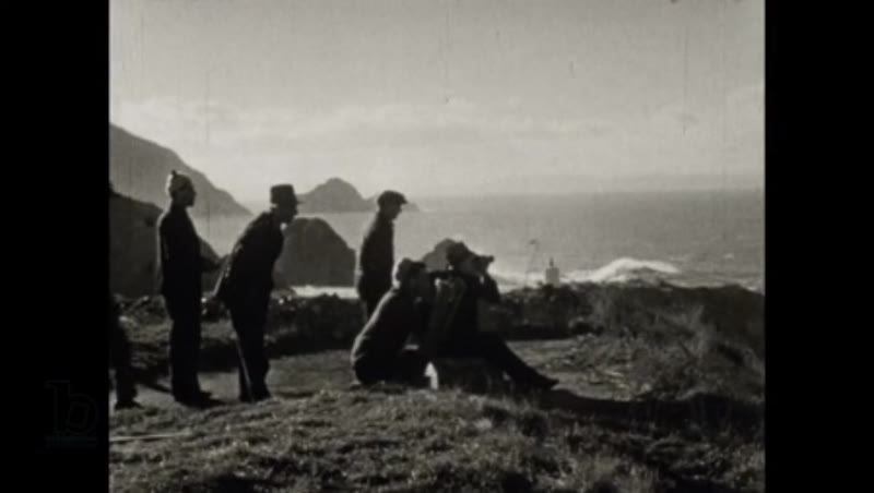 New Zealand Whaling - the Perano family whaling operation 1930 part 3