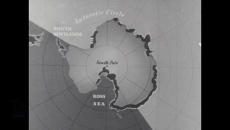 1940s documentary on whaling operations in Antarctica part 2