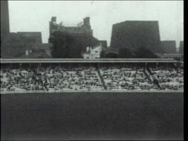 At the Eton and Harrow cricket match at Lord's
