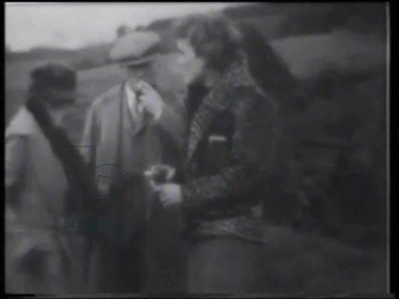 A country visit - Philip and Lucy de László