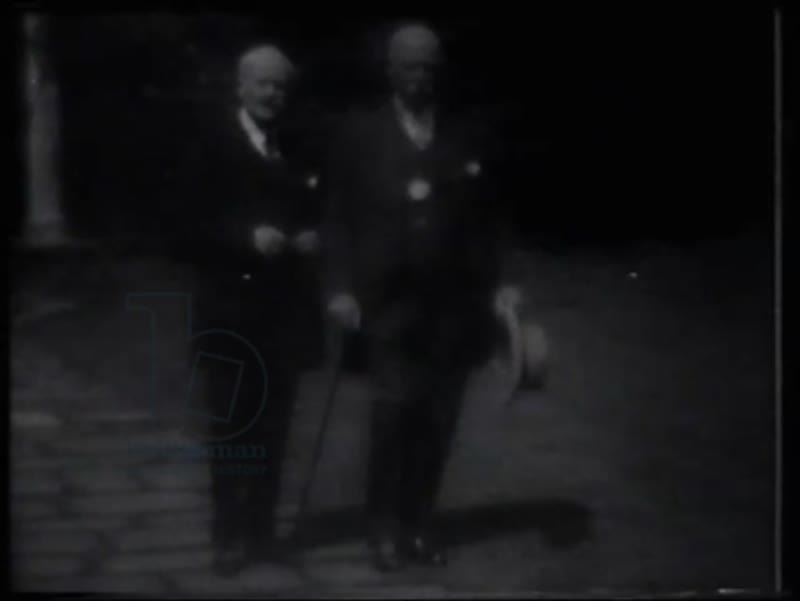 Lloyd George and Lord Devonport