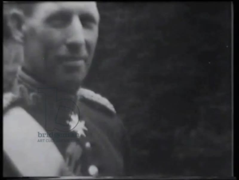 King George II of Greece in uniform