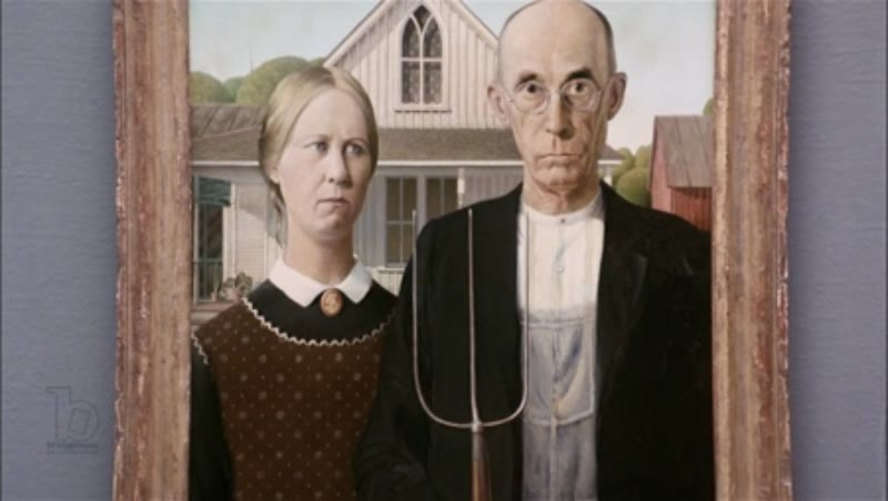 Grant Wood subclip 1