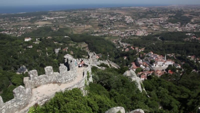 Castle of the Moors (Castle Dos Mouros)