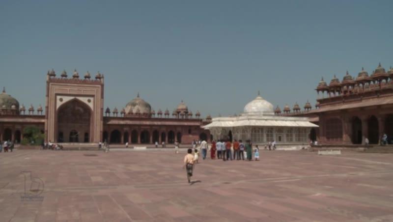 Salim Chisti Dargah, Fatehpur Sikri 1