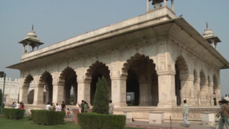 Diwan-e-Khas, Red Fort, Delhi