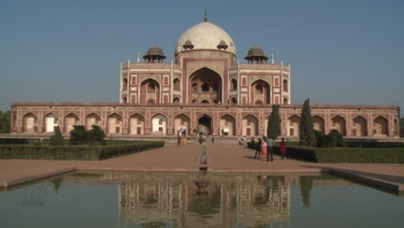 Humayun's Tomb, Delhi 15