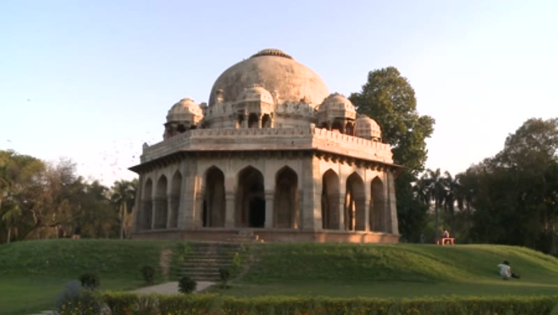 Mohammed Shah's Tomb, Lodhi Garden, New Delhi 2