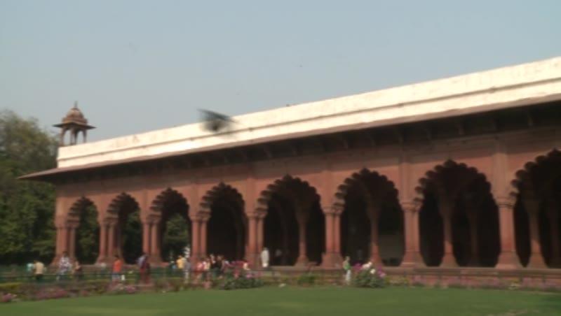 Diwan-e-Am, Red Fort, Delhi 1