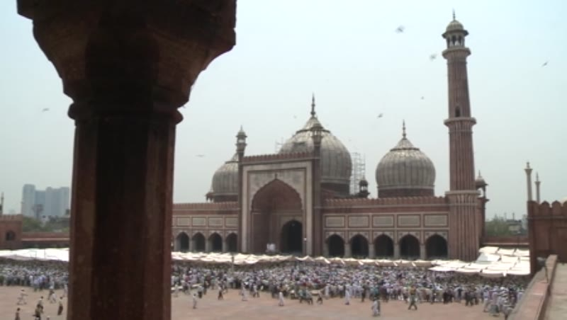 Jama Masjid, Delhi 4