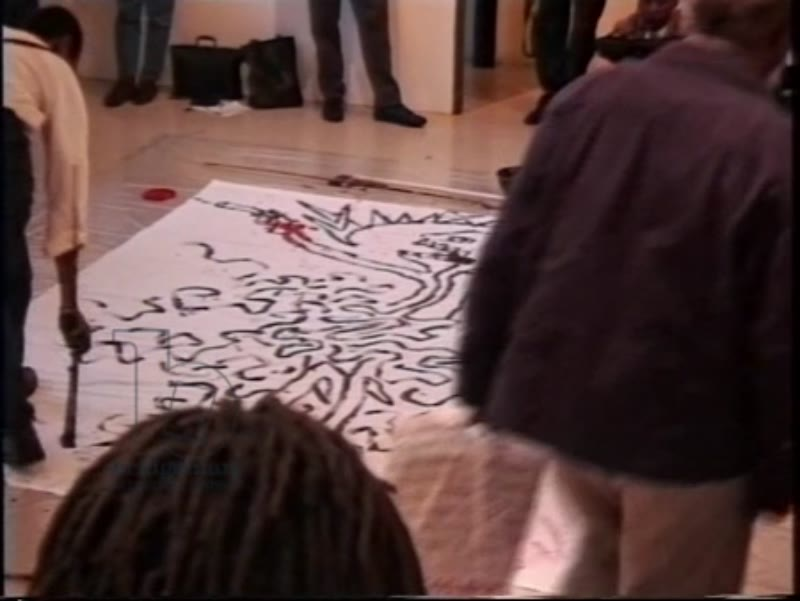 Contemporary African Artists subclip 3