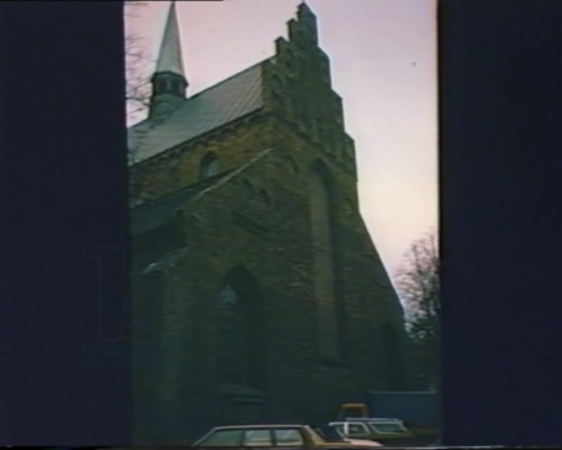 Per Kirkeby: Round and About Grundtvig's Church