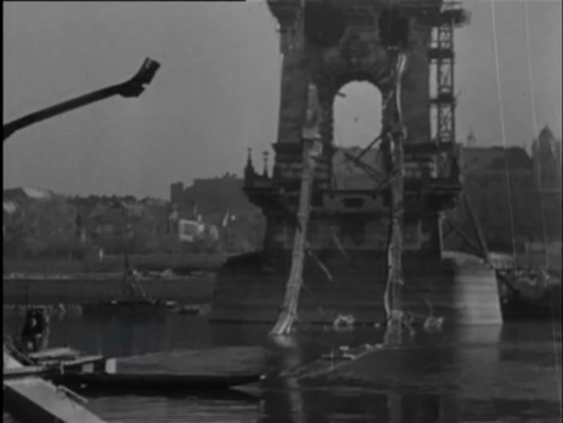 War in Budapest