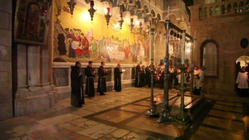 Holy Sepulcher, Jerusalem