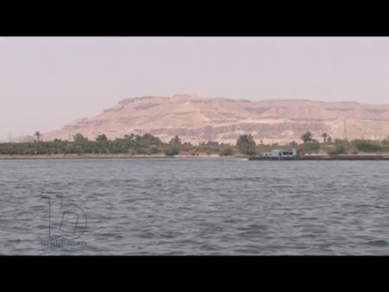 River Nile, Luxor, Egypt