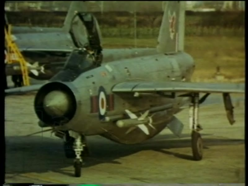 Flight Fighters of the Fifties - intro to NADGE defence system
