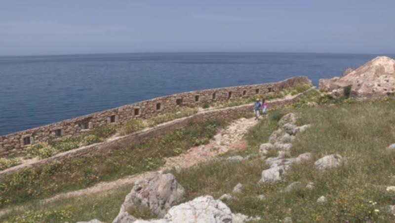 Rethimnon, Castle, Walls