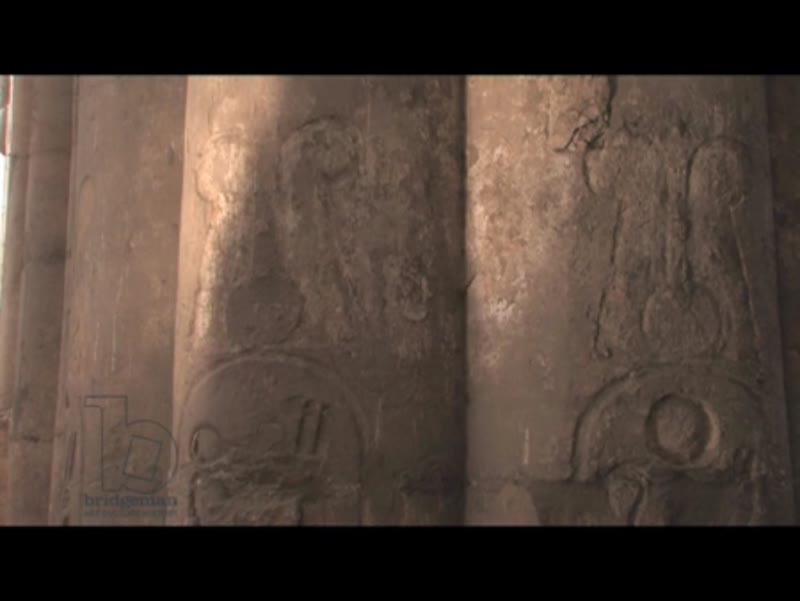 Hieroglyphics, Luxor, Egypt 2