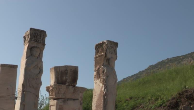 Heracles Gate, Ephesus