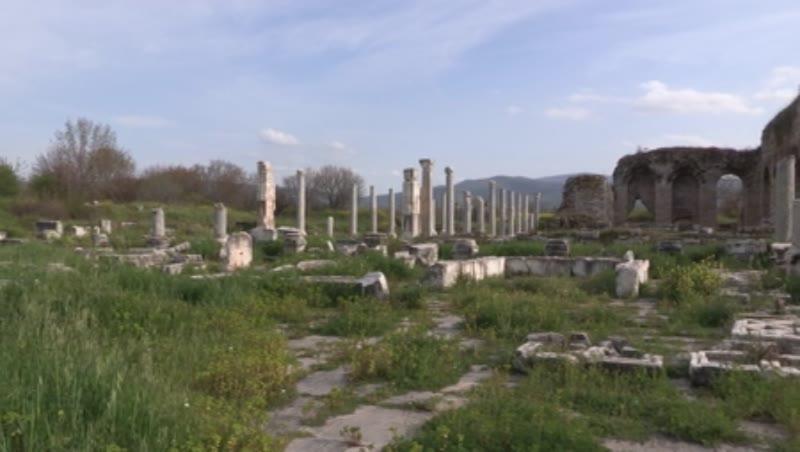 Theatre Baths, Aphrodisias, Stauroupolis