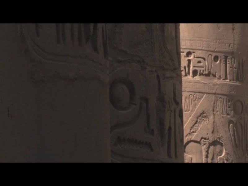 Hypostyle room, Karnak Temple Complex, Egypt