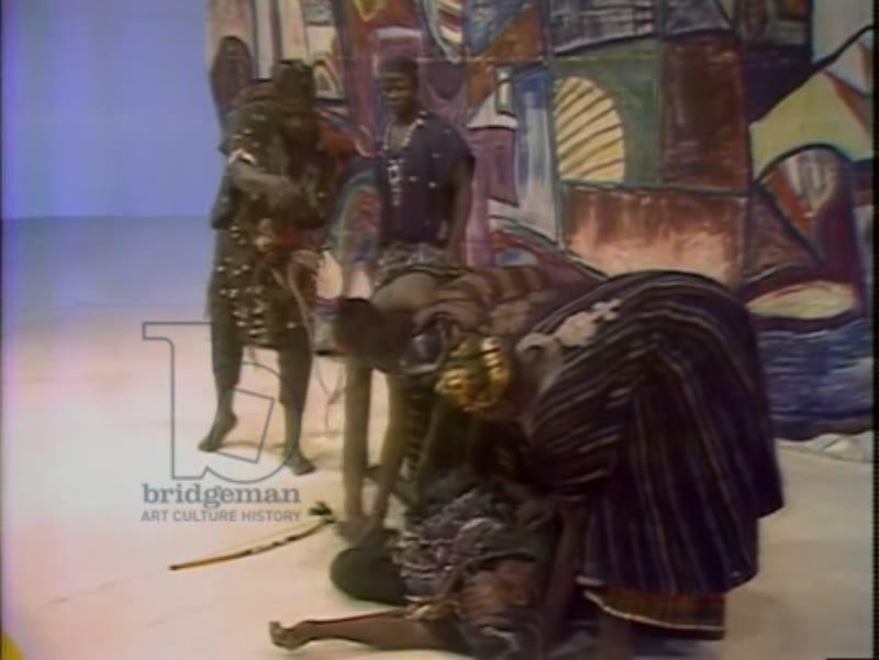 Oba Koso Nigerian Music and Dance Drama