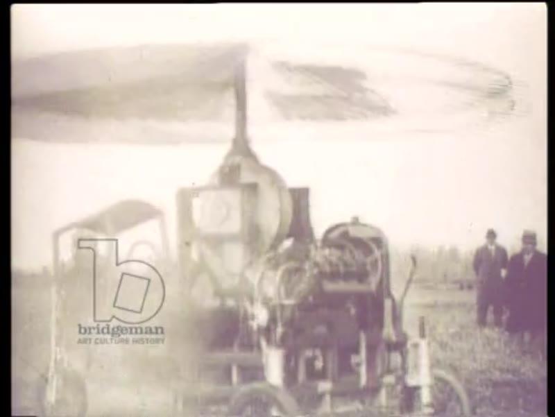 Early Flight Prototypes