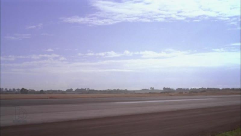 Boeing 747 landing/takeoff